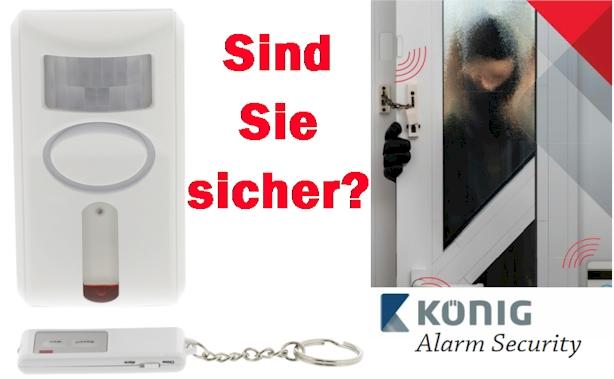Alarmtechnik