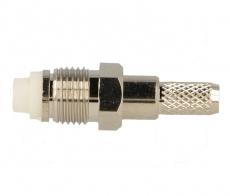 FME (Nippel) Kabelkupplung    RG58    crimpbar