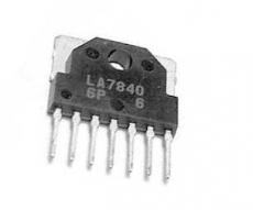 LA7840    LIN-IC    7-SIL