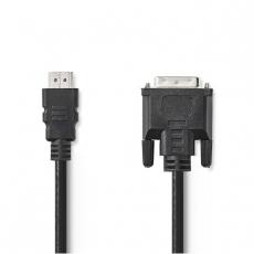 HDMI    auf    DVI        Kabel    3m            Stecker    -    Stecker    24+1