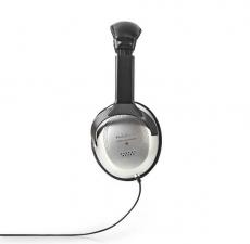 Kopfhörer mit 6M Kabel mit Klinkenstecker 3,5mm uns Lautstärkenregler für Fernseher,..