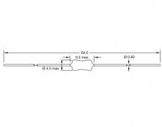 10uH HF DROSSEL 680mA 0,49E