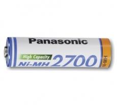 Akku    2700mAh    AA   50,0x14,5mm    NiMh    Panasoni