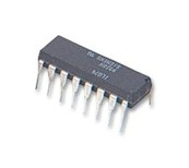 MCP3208-CI/P AD Wandler 12 Bit, 8 Kanäle 100ksps, 2,7÷5,5V; DIP16