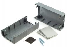 Gehäuse G418 ABS 150x80x60mm IP54 grau