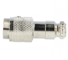 CB Kabelstecker  6polig für Mikrofone,..