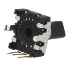 Drehimpulsgeber 24Impulse 5V 5mA D6mm  inkremental