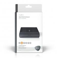 Festplattengehäuse 3.5  SATA USB 3.0 Schwarz