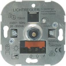 Dimmer Tast-Dreh Leds u. Energiesparlampen  Max. 300W