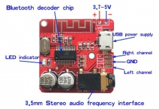 Bluetooth Modul Mini Type 4.1