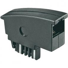 TST-Stecker    ->    RJ11    4pol.Adapter