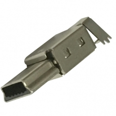 USB    Stecker mini    mit  Lötanschluß