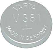 V381    1,55V    45mAh                                            11,6x2,10mm