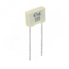 47nF/100V        R    5mm                                                Kondensator