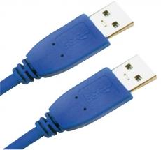 USB3.0-A    Stecker/USB3.0-AStecker    1.0M    Kabel