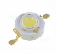 LED    7,5mm  warmweiß 2800K  249Lm    700mA    3,1..4,1V    3W