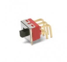 Schiebeschalter    2    pol    ON    ON    printbar    winkel    C&K