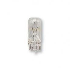Glassockellampe 24V   0,21A  5W    T3-1/4    DM10mm    L25mm