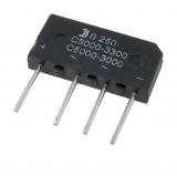 Gleichrichter    B500C5000-    3300    800VDC    3,3A    flach