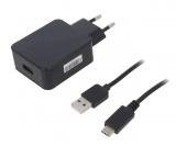Steckernetzgerät    5VDC    2A    110-240V    USB    Buchse