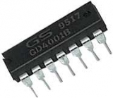 CD4001            Quad    2-Input    NORGate                    CMOS    IC