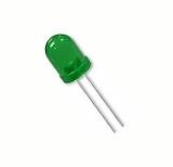 LED    8mm    grün                                                                LEUCHTDIODE