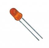 LED    5mm    orange    610nm                    30mcd    2V    20mA    30°
