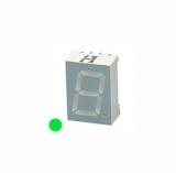 LED    ANZEIGE    SC52-11GWA            13mm    grün    (-)