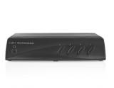Audioumschaltbox Audio 4fach Cynch + Klinkenbuchse