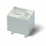 Relais 6VDC  1xUM  10A 250V  5pin Type 3611 FINDER