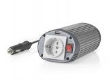 Wechselrichter modifizierte Sinuswelle  12 V DC – 230 V AC 150 W 1x Schuko 1x USB-Ausgang