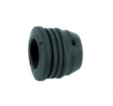 LED    Fassung    5mm    schwarz        Neopren