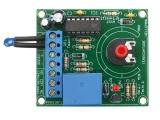 Thermostat MK138 12VDC mit Relais Bausatz Vellemann