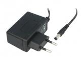 Steckernetzgerät 15V  800mA 12W DC  Aus: 5,5/2,1mm