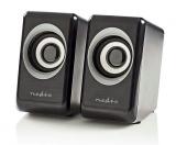 PC Lautsprecher Paar 18W USB Stromversorgung