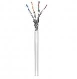 Netzwerkkabel    KAT6    flex.    Twisted-Pair    geschirmt