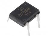 DF08 800V 1,5A  DIP4 Gleichrichter