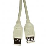 USB2.0-A    Stecker/Kupplung    Verlängerung    50cm        Kabel