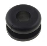 Gummi-Durchführung    DM4mm    /    6,4mm    Montageöfnung