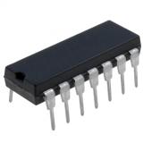 74HC00        Quad    2-Input    NANDGate                                IC