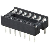 IC-Sockel  14-pol   Low  Cost