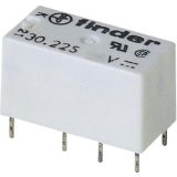 Relais    12VDC        2xUm                            2A/250V    Finder    715    Ohm        3