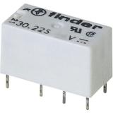 Relais    24VDC        2xUm                            2A/250V    Finder    2.8KOhm        3