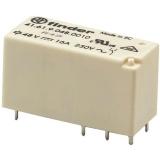 Relais    12VDC        1xUM                            16A/250V        8pin    Finder    416