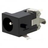 DC-Buchsen                5,5/2,1mm        printbar    Plastik
