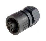 Kabelkupplung    3pol+E                    C16-1/CA3LD    für    Kabelmont