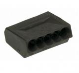 VERBINDUNGSDOSENKL.5x0,75-1,5mm2    273-101    VAGO