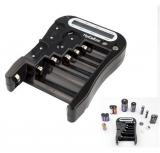 Batterietester MW333 für  AAA,AA,C,D,9V und Knopfzellen