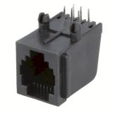 MODULAR-Printbuchse    6/6        RJ12