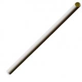Schrumpfschl.                                                2.4-1.2/122cm        weiß